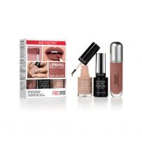 Revlon Perfect Nudes  Lip & Nail