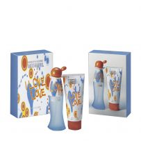 Moschino I Love Love- Travel Retail Exclusive Set 50ml EDT + 100ml Body Lotion