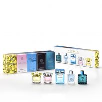 Versace Miniature Collection Mix - Travel Retail Exclusive 5 Collections