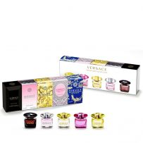 Versace Miniature Crystals Collection - Travel Retail Exclusive 5 Collections