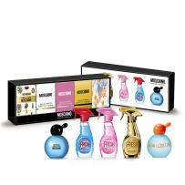 Moschino Miniatures - Travel Retail Exclusive 5 Collections