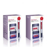 RevitaLift Filler Program: day cream 50 ml, night cream 50 ml & eye cream 15 ml