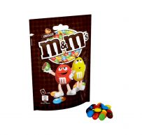 M&M's Milk Chocolate Pouch 430G