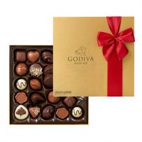 Godiva Gold Rigid Box 24pc 290G