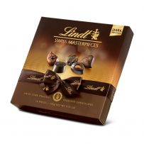 Lindt Dark Swiss Masterpieces 145G