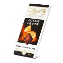 Lindt Excellence Intense Orange 100G