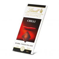 Lindt Excellence Chilli 100g