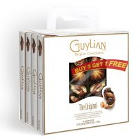 Guylian Sea Shells Multi Pack 3+1