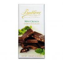 Butlers Mint Crunch Bar 100g