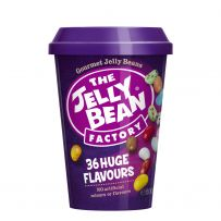 The Jelly Bean Factory 36 Flavours Gourmet Mix Cup 200g