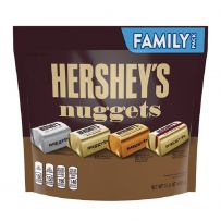 HERSHEY'S NUGGETS Chocolate Assortment Pouch 442g