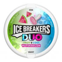 ICE BREAKERS DUO Watermelon Mints, 36g