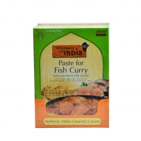 Kitchens Of India Fish Curry 100gm (TDL)