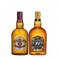 Chivas Regal 12 YO and Chivas XV