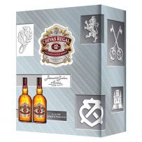 Chivas Regal 12 Year Old Twin Pack