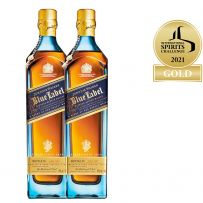 Johnnie Walker Blue Label 2X100CL