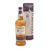 Tomintoul Speyside Glenlivet Single Malt Scotch Whisky 10 Years Old