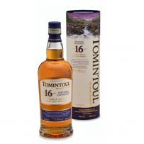 Tomintoul Speyside Glenlivet Single Malt Scotch Whisky 16 Years Old
