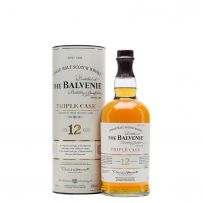 The Balvenie 12 Year Old Triple Cask