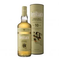 BenRiach 10 Year Old Triple Distilled Single Malt Scotch Whisky, 750 mL, 86 Proof