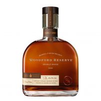 Woodford Reserve Double Oaked Kentucky Straight Bourbon Whiskey, 750 ML, 90.4 Proof