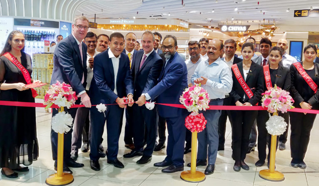 """Best-in-class"" Delhi Duty Free completes transformation"