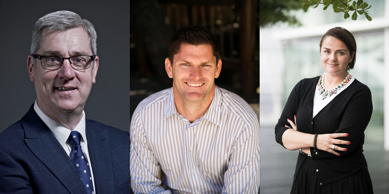 Philip Eckles and Luke Maga join APTRA board