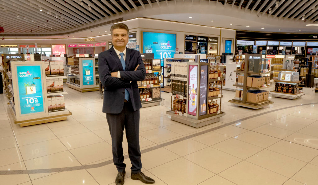 Delhi Duty Free promotes Ashish Chopra to Deputy Chief Executive
